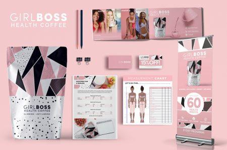 portfolio Girl Boss Health Coffee